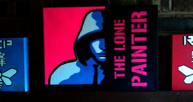 The Lone Painter