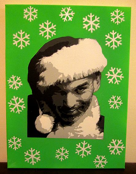 Billy Bob Santa