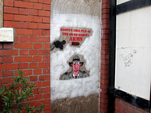 Street Art Stoke