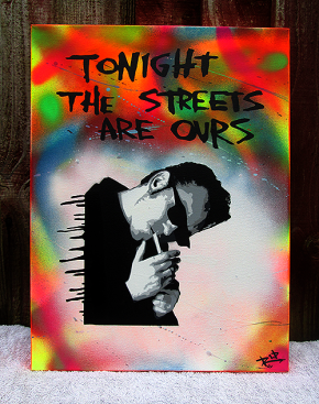 Our Streets by RIP